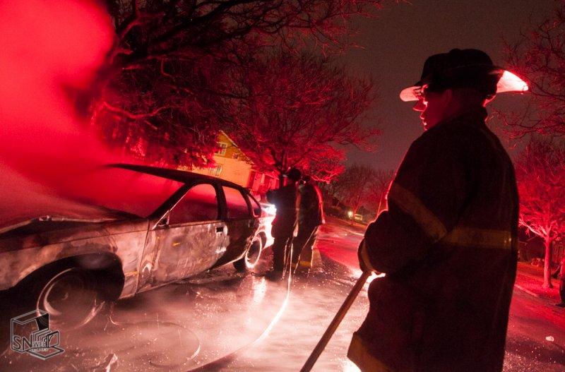 Detroit Fire Department Portfolio