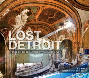Cover of Lost Detroit
